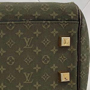 "Louis Vuitton Bags - LOUIS VUITTON ""Mini Lin Josephine"" bag"